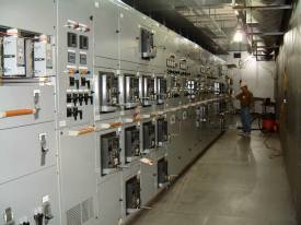 BLUE CHIP 2 - Main Switchboard